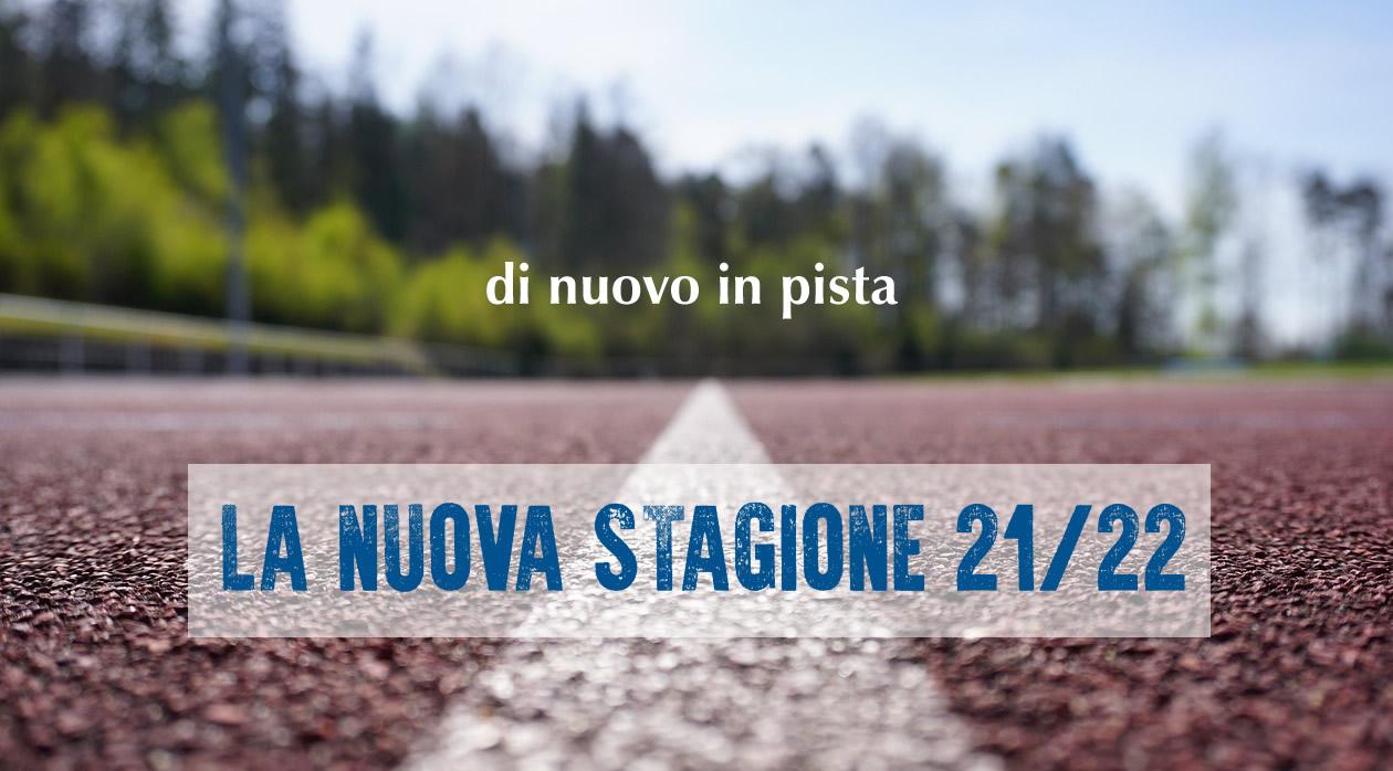 La nuova stagione 2021/22 di Atletica Reggio